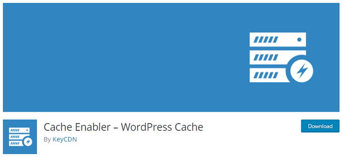 Cache Enabler – WordPress Cache