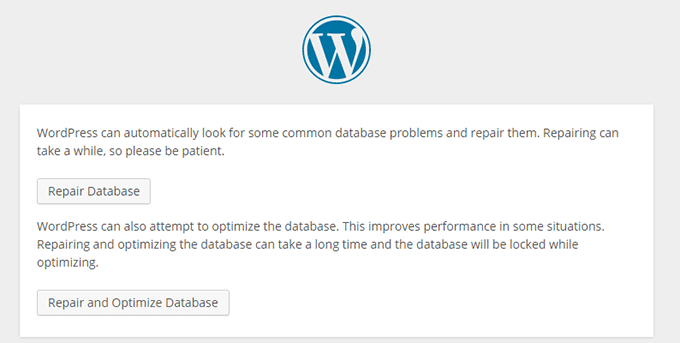 repair-and-optimize-options-wordpress-database