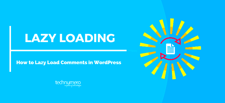 How to Lazy Load Comments in WordPress