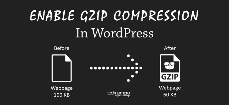 Gzip Compression in WordPress