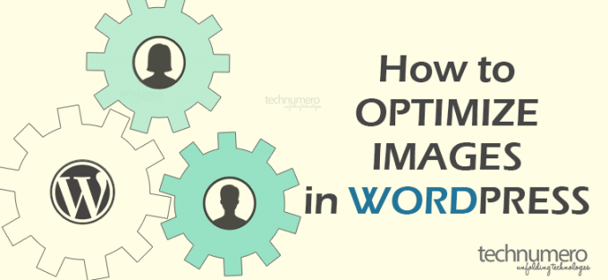 How to Optimize Images in WordPress - Technumero.Com