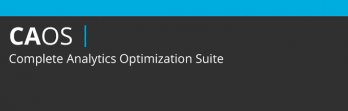 Complete Analytics Optimization Suite (CAOS) - WordPress Plugin