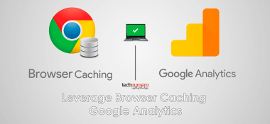 Leverage Browser Caching Google Analytics