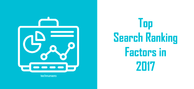 Top Search Ranking Factors to Improve SEO of Your Website