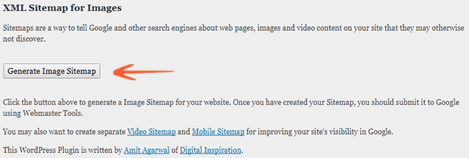 Google XML Sitemap for Images - WP SEO Plugins
