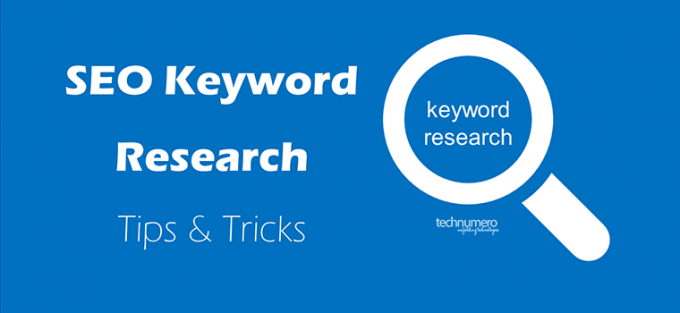 SEO Keyword Research Tips and Tricks