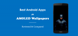 Free Android Apps for AMOLED Wallpapers (4K) Download