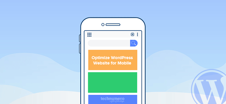 Optimize WordPress Website for Mobile Users