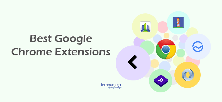 Best Google Chrome Extensions for Developers and Bloggers