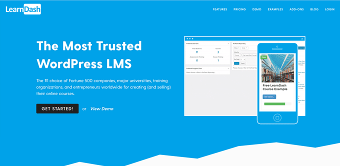 LearnDash - The Most Trusted LMS for WordPress