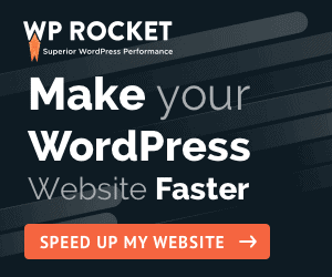 Get WP Rocket WordPress Cache Plugin.