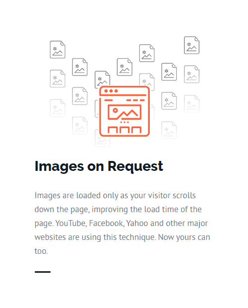 Media Optimization and Lazy Loading to Defer Off-screen Images