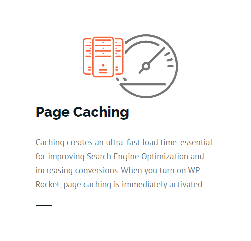 Page Caching for Faster PageSpeed