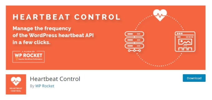 Heartbeat Control - Managing Frequency of your WordPress Heartbeat