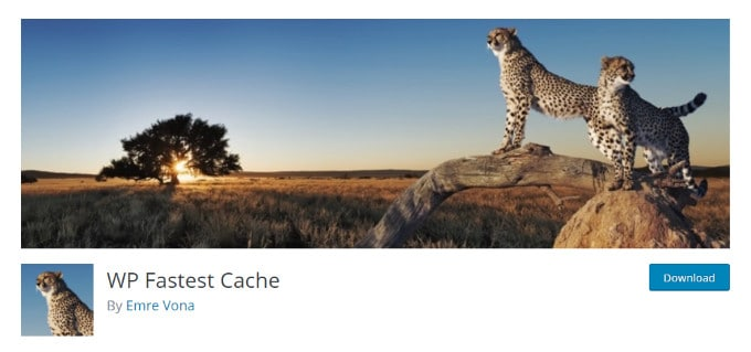 WP Fastest Cache - Best Free Caching and Minification Plugin