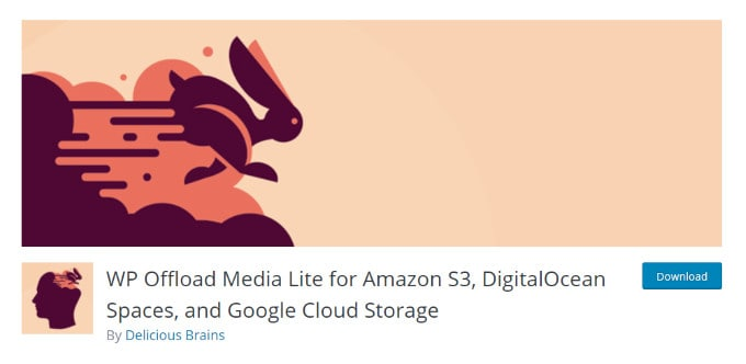WP Offload Media Site for Amazon S3, Digital Ocean Space